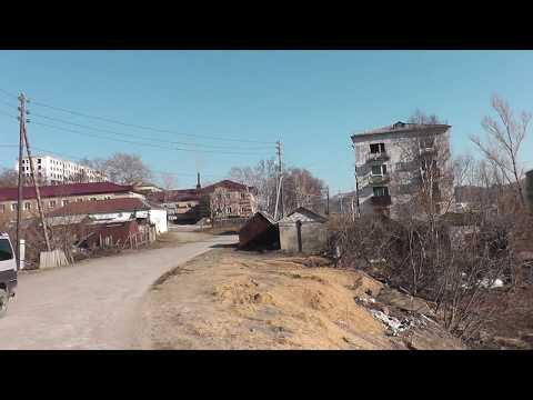 Вымирающий посёлок (бывший город) Горнозаводск