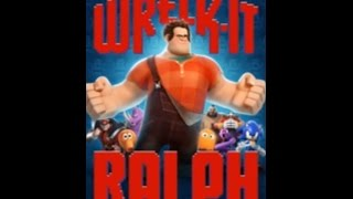 Wreck-It Ralph (2012) Movie Review