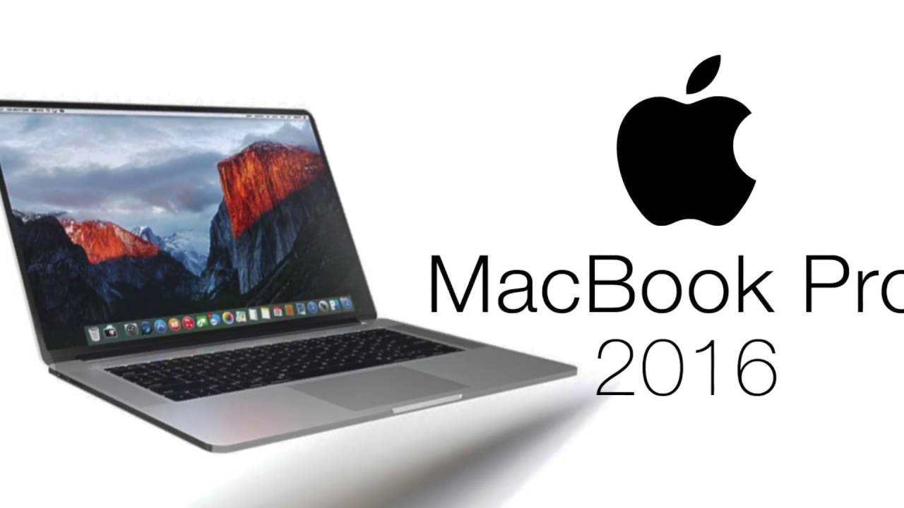 Macbook Pro What We Know