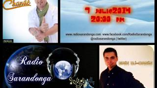 DJ ERIK OASIS ENTREVISTA A CHANDE EN RADIO SARANDONGA