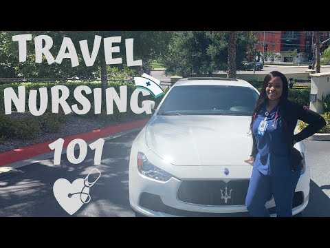 TRAVEL NURSING 101: Housing, Pay, Pros/Cons, And MORE! 🏥