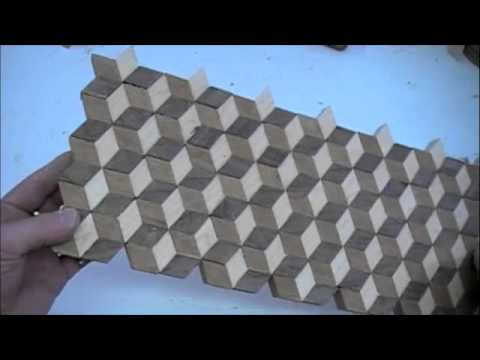 Woodworking Projects – How to Make Decorative Wood Veneer Sheets – Band Saw Methods