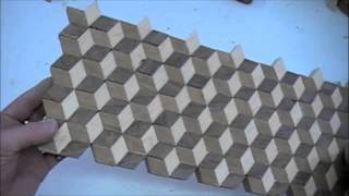 Woodworking Projects - How To Make Decorative Wood Veneer Sheets - Band Saw Methods