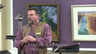 Golden Mean Composition In Plein Air Painting