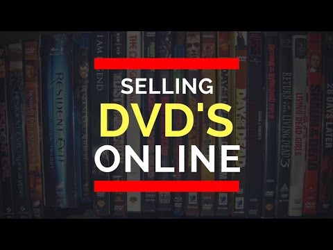 The Best Place To Sell DVD's To Make Money Online