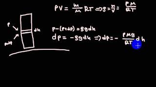 Основы молекулярной физики | барометрическая формула | для взрослых(JOIN VSP GROUP PARTNER PROGRAM: https://youpartnerwsp.com/ru/join?92473., 2015-08-20T06:30:49.000Z)