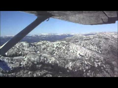 Frank Church Wilderness Idaho Flying