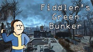 Fallout 4 - Fiddler's Green Trailer Estates - Hidden Bunker