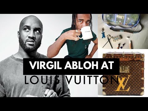 Virgil Abloh as the new artistic director at Louis Vuitton !?
