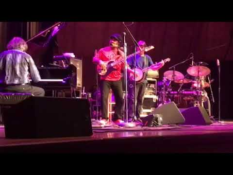 "Bela's Boulder Birthday, ""Juno,"" Bela Fleck and The Flecktones, Chataqua, 71018"