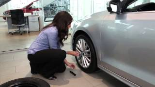 Volkswagen How-To | Changing a Tire