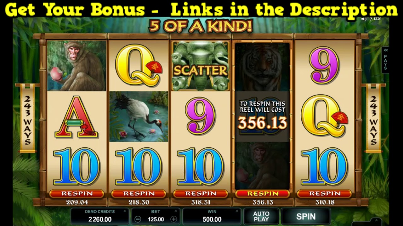 Online Slot Machine Games at Real Money Casinos