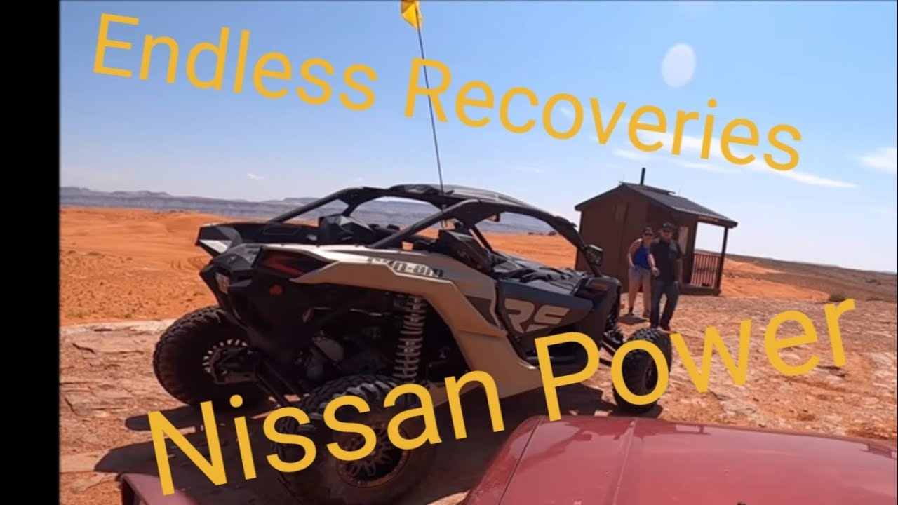 Exploded Radiator! Nissan Frontier to the Rescue! RBOADR