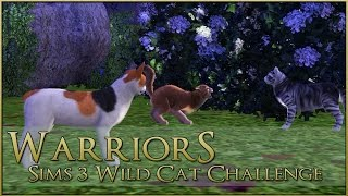 A Vicious Fern Among the Moss || Warrior Cats Sims 3 Legacy - Episode #36
