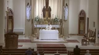 11.13.20 Daily Mass at St. Joseph's
