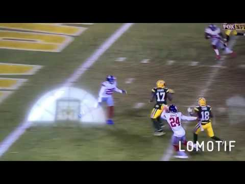 Insane Hail Mary By Aaron Rodgers