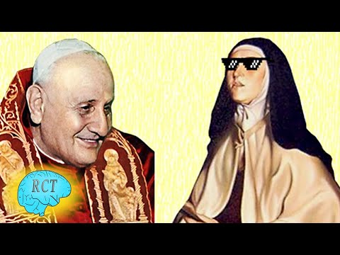 4 Hilarious Pranks by Holy Saints