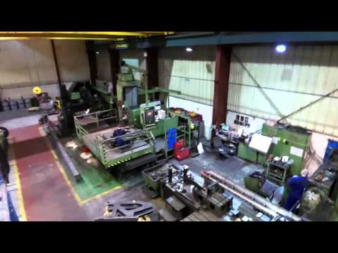 Adelaide Engineering's Large / Heavy Machining and Fabrication Facility