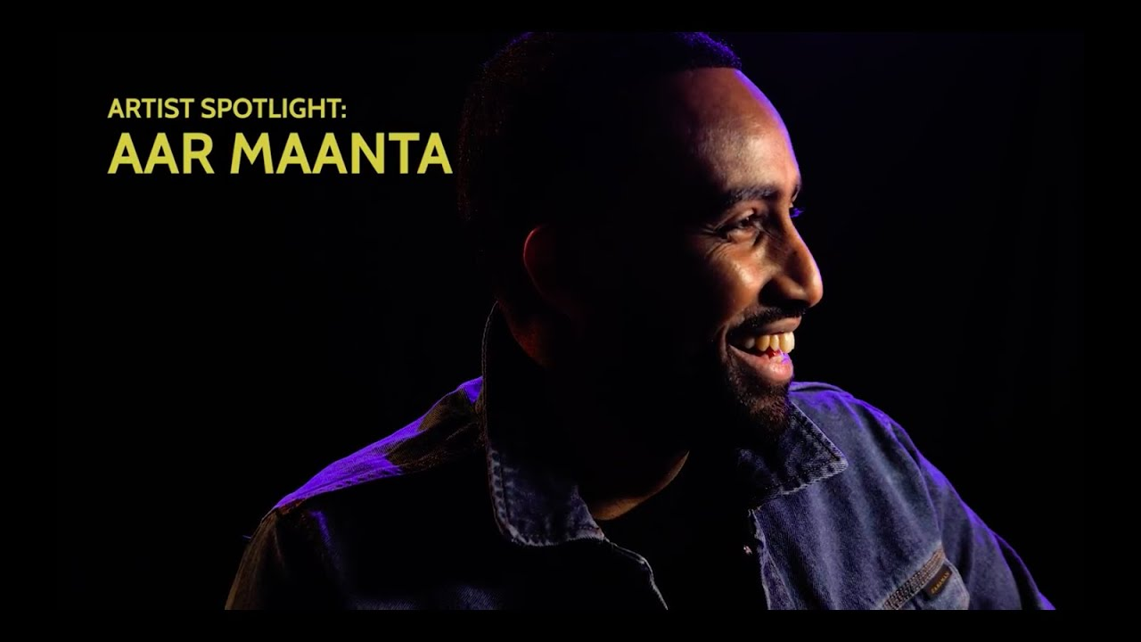 Aar Maanta Keeping Somali Music Live Youtube