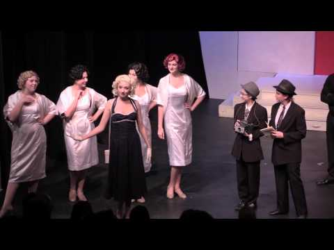 Anything Goes presented by The Academy of Our Lady of Peace, San Diego