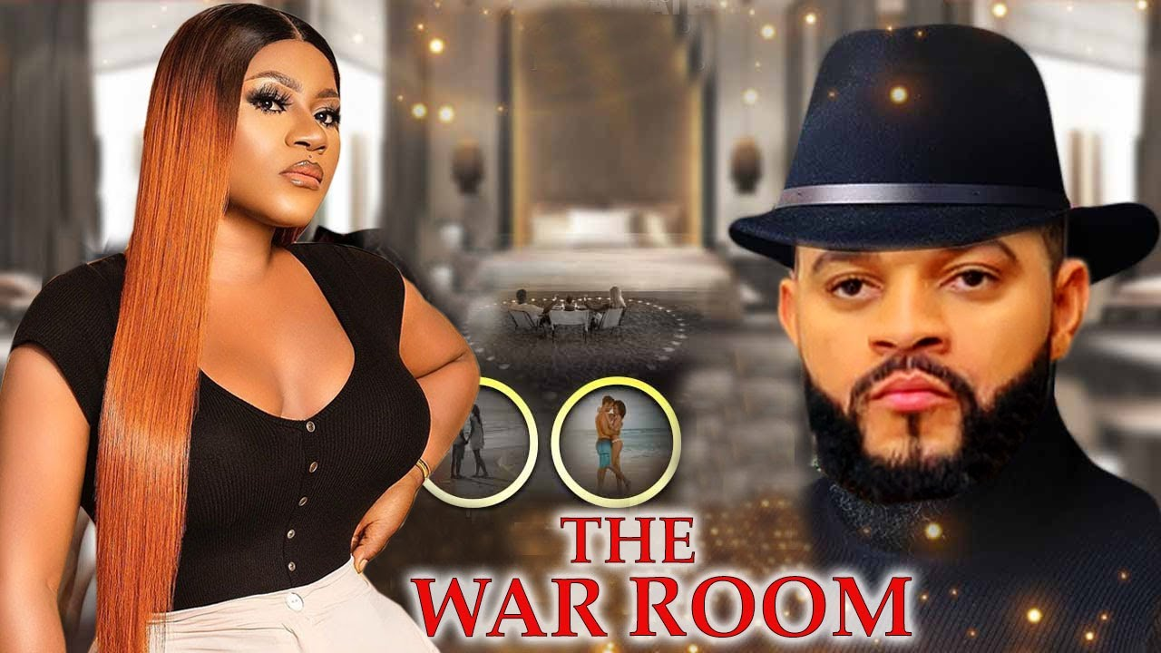 Download THE WAR ROOM Complete Season - NEW MOVIE Destiny Etiko/Luchy Donalds 2021 Latest Nigerian Movie