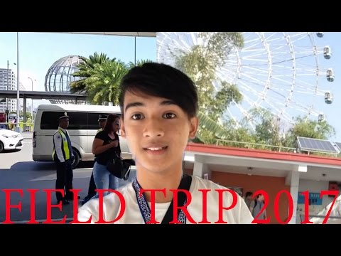 Vlog - Fieldtrip 2017