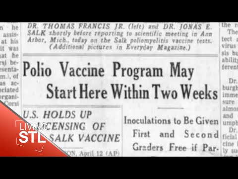 Living St. Louis | Vaccine History - YouTube