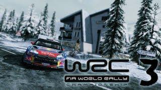 WRC 3 - FIA World Rally Championship - Xbox 360 Gameplay HD