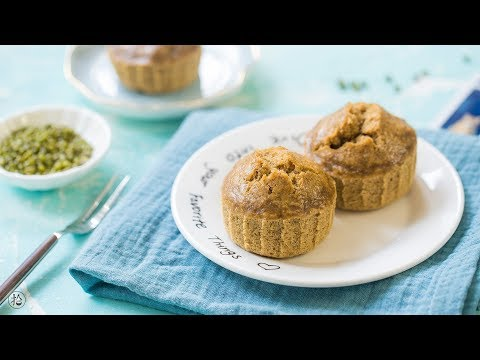 【拾味爸爸】[绿豆蒸糕]夏日超爱这道小蒸糕,满满的豆香和米香透着家的味道~