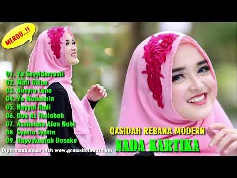 REBANA NADA KARTIKA - Full Album Sholawat QASIDAH REBANA MODERN Mp3