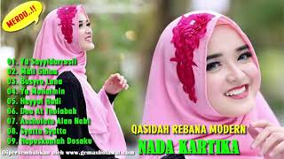 Video REBANA NADA KARTIKA - Full Album Sholawat QASIDAH REBANA MODERN download MP3, 3GP, MP4, WEBM, AVI, FLV Mei 2018