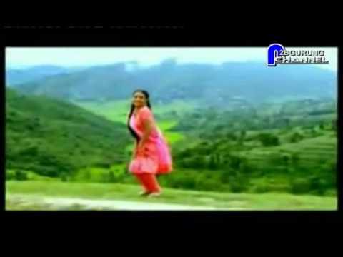 Sagar Sari Chokho Maya Timilai Diula - Rajesh Payel Rai   Anju Pant.flv