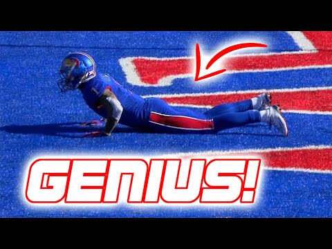 Smartest Big-Brain Plays In Sports History | Part 1 (US)