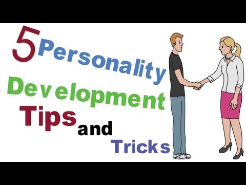 5 Personality Development Tips And Tricks (English)