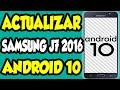 Como Actualizar Samsung J7 2016 a Android 10 OneUi 2.1   H-Rom v2 by Astrako