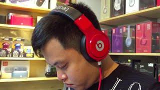 Khách hàng mở hộp trải nghiệm Tai nghe Beats Pro Lil Wayne Chính hãng tại songlongmedia.com(, 2015-11-10T12:14:38.000Z)