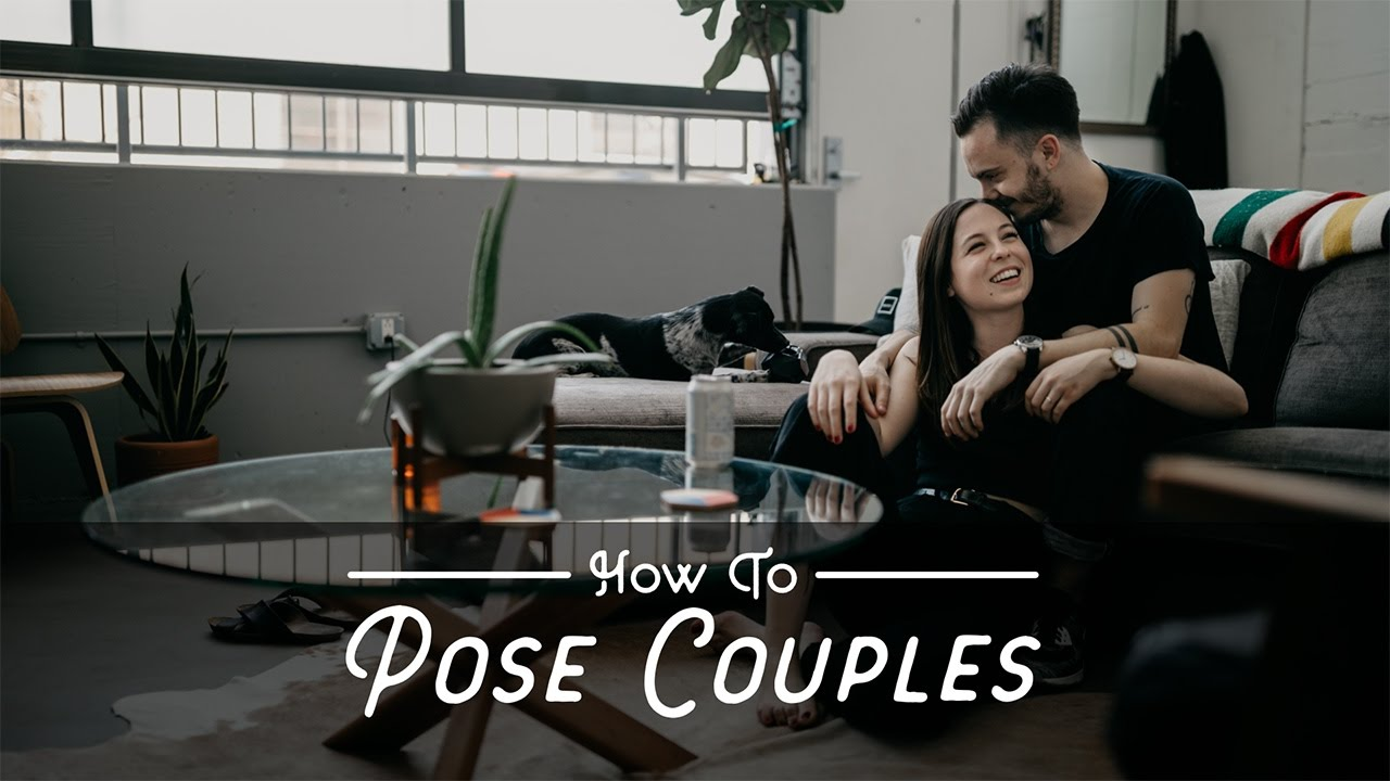 How to Pose Couples Who Arent Models Portrait