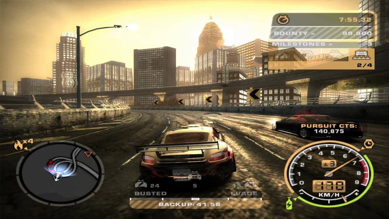Free Download Need For Speed Most Wanted Black Edition Save Game