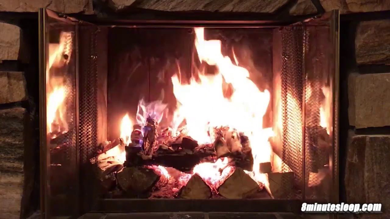 stunning fireplace video hd 10 hours wood fire crackling sounds