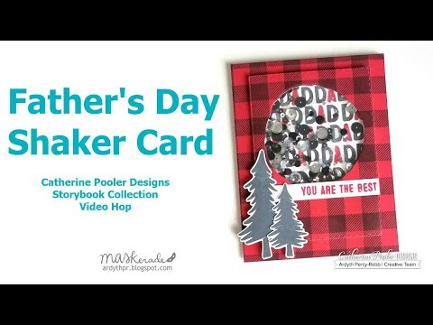 father's-day-shaker-card---catherine-pooler-designs-storybook-collection-video-hop