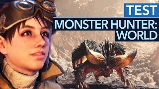 Monster Hunter: World im Test / Review für PC