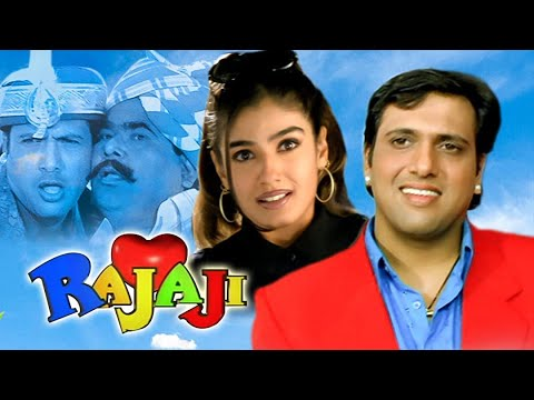 Rajaji {HD} - Hindi Full Movies - Govinda - Raveena Tandon  - Bollywood Movie - (With Eng Subtitles)