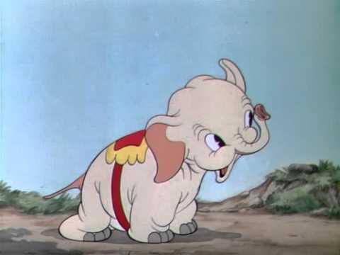 Walt disney tesoros el elefante de mickey los viejos - Fotos de elefantes bebes ...
