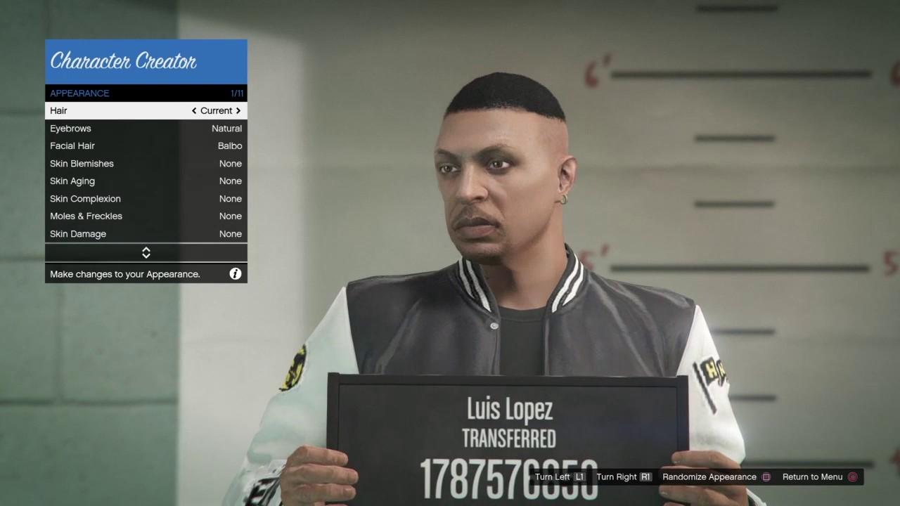 Luis Fernando Lopez Gta 5
