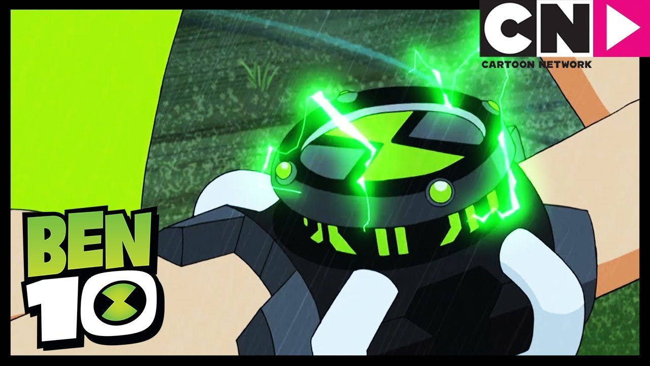 Orologio Rotto Ben 10 Italia Cartoon Network Youtube
