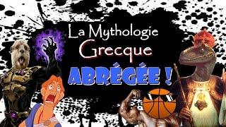 CBS#7 - La mythologie grecque Abrégée