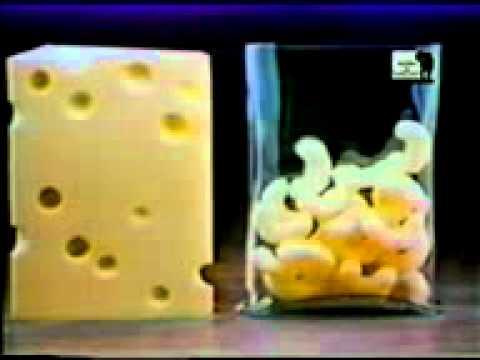 Comercial Antigo da Elma Chips - CHEE-TOS QUEIJO