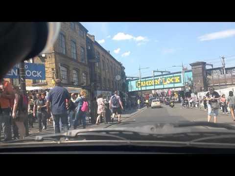 Camden town, Camden lock Summer 2016