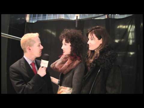 Stephen Burrows Fall 2012 w/ Supermodels Carol Alt & Pat Cleveland!