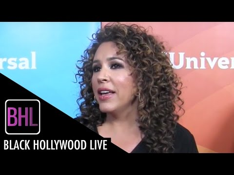 Diana Maria Riva - 'Telenovela' | NBC Universal Press Tour 2016 | Black Hollywood Live